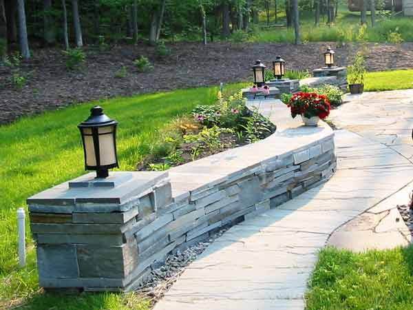 Stonework Patio And Flagstone Gallery